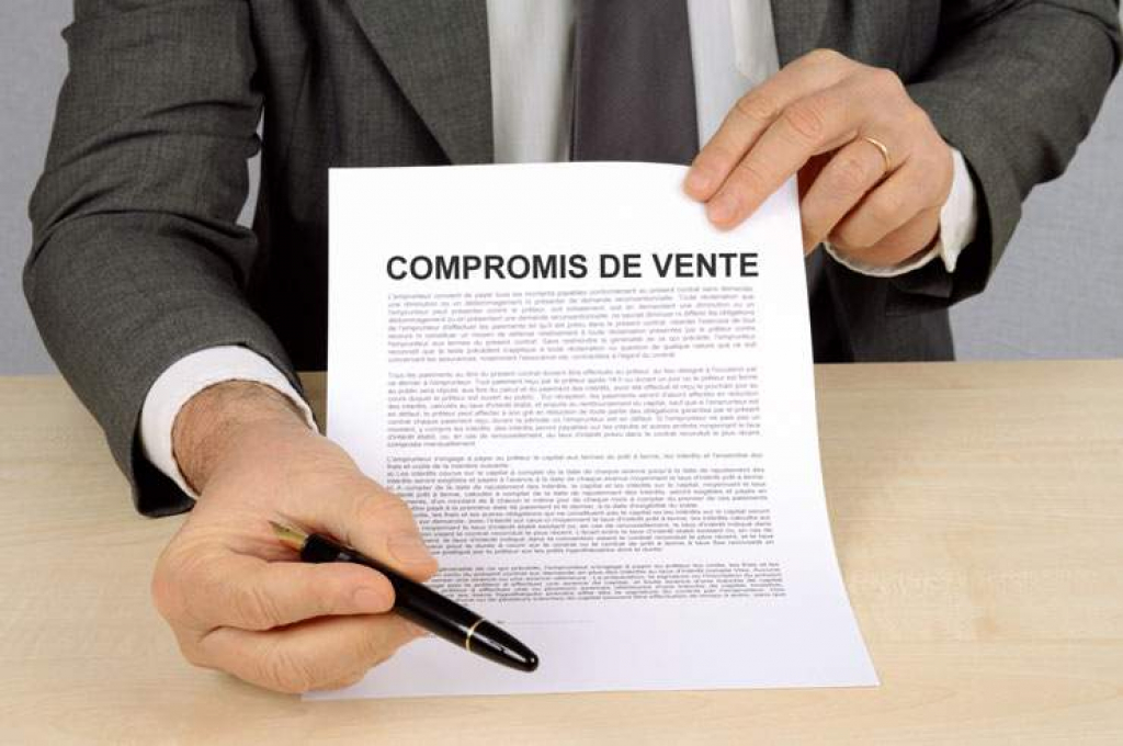 Compromis de vente et conditions suspensives